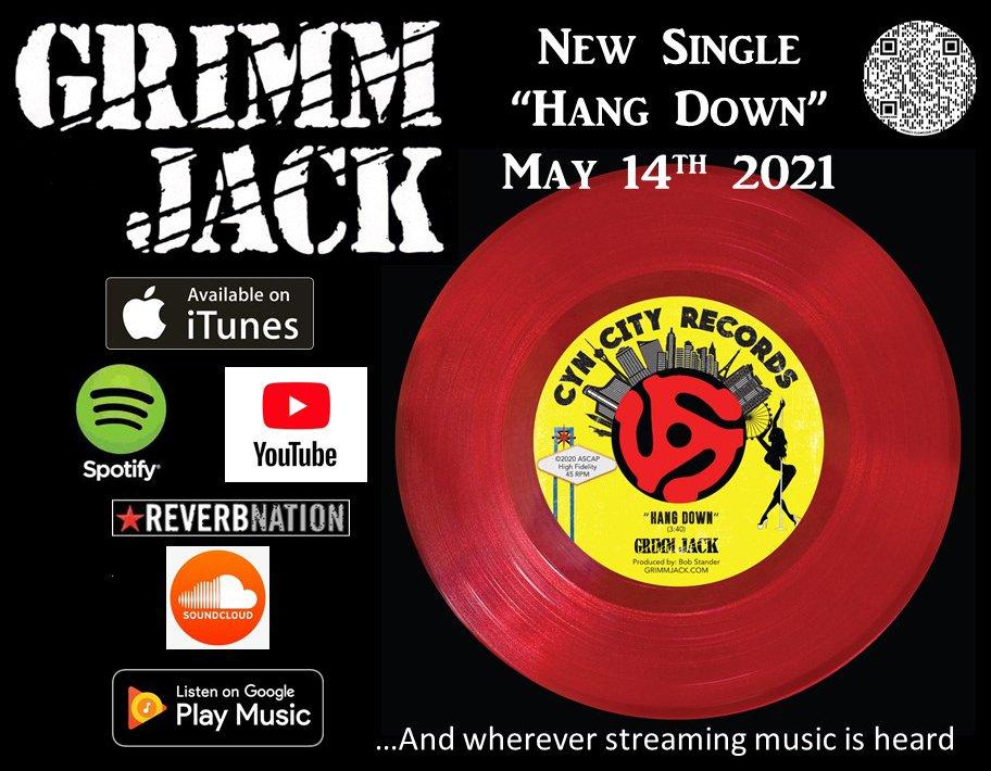 Grimm Jack 2021 5-14 Hang Down Single 02