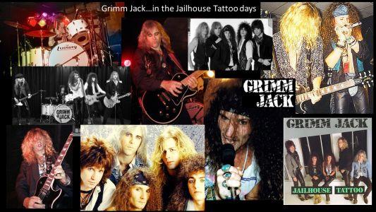 Grimm Jack Jailhouse Tattoo Days